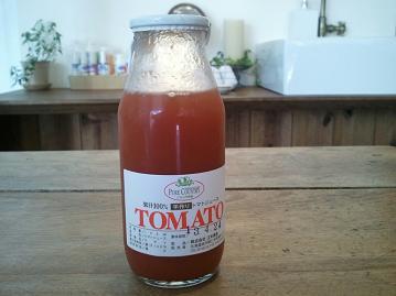 江本自然農園のトマトジュース